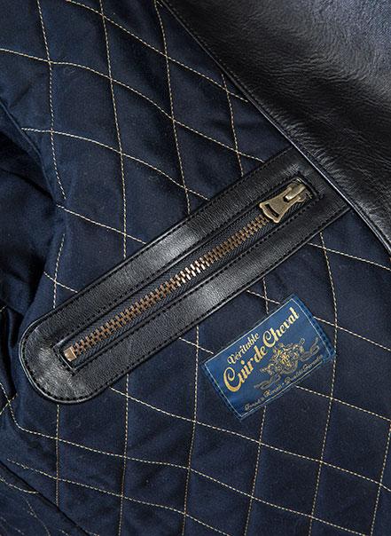 Blouson Les Motocyclettistes zipper