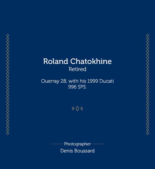 Lapize jacket history panel - Roland Chatokhine