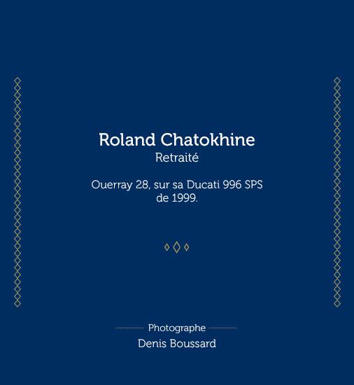 Panneau histoire blouson Lapize - Roland Chatokhine